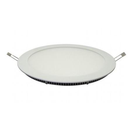 Applique extérieure ronde 8W Elner avec détecteur