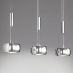Suspension design Mark Slöjd Flora blanche