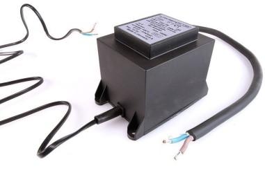 Projecteur LED à usage domestique 400W noir