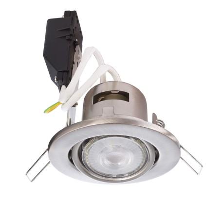 Luminaire intérieur design circulaire blanc
