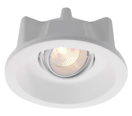 Luminaire intérieur design forme cage blanc