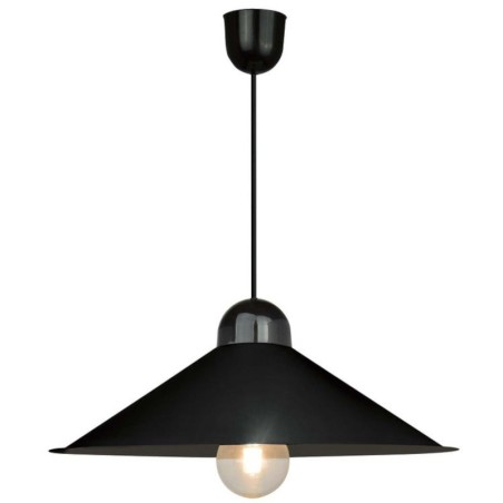 Support spot LED encastrable Design rond verre