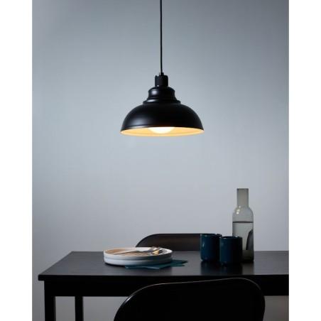 Lampe béton conique suspendue ETISSA