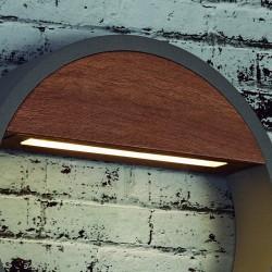 Lampe de bureau Ineo Design X7 Blanche