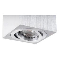 Applique murale extérieure  aluminium bi-directionnelle GU10