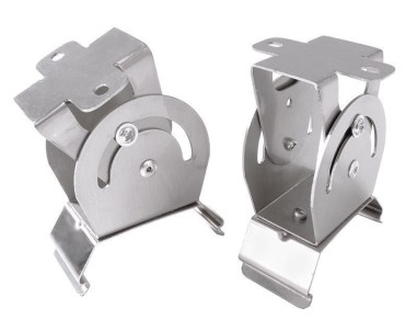 Surface mounting bracket for lamp Tri Proof 2 pcs.